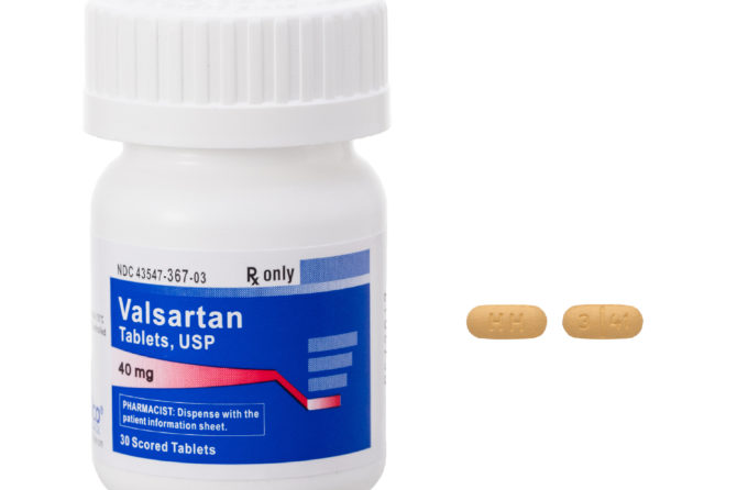 Press Release – Update on Valsartan API – A Statement from the Company
