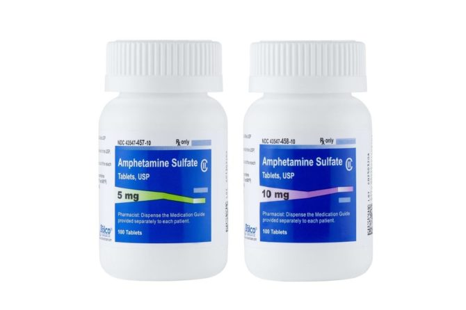 SOLCO HEALTHCARE US, RECEIVES FDA APPROVAL FOR AMPHETAMINE SULFATE Tablets, 5mg and 10mg